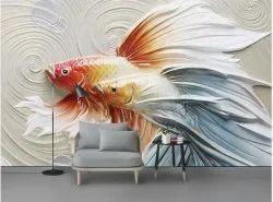 3d Fish Wallpaper