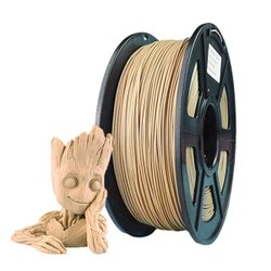 3D Printing Woodfill Filament