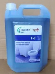Fincent F-6 Toilet Bowl Cleaner