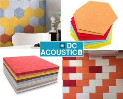 Polyester Fibre Acoustic Board