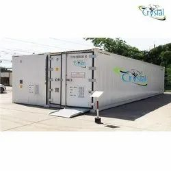 Crystal Icy Superstore 2 Bay Reefer Container