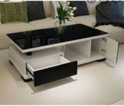 12 Kg Wooden Living Room Center Table, Living Room Center Table