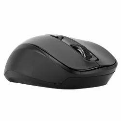 Amw605 W605 Wireless 4-Key Optical Mouse (Black)