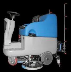 Ride On Scrubbing-Drying-Sanitizing Machine (Premium)