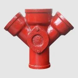 ISI Certification For Centrifugally Cast Iron Spigot Pipes