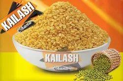 Kailash Yellow Chana Dal Namkeen, 5 kg, Pan India