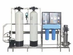 500 LPH Commercial Water Plant