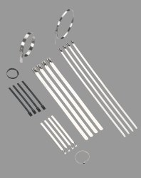 FLU-CON Stainless Steel Cable Ties