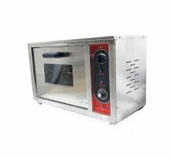 Electric Single Deck Pizza Oven, Size: Small/Mini