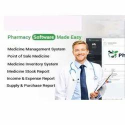 Pharmacy Management Website Service