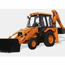 ACE Heavy Duty Backhoe Loader for Mines