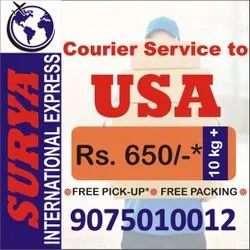 International Courier Services USA, From 1 Kg To Unlimited