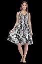 Black Short Smoke Dress