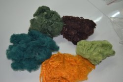 Fiber Dyeing Services