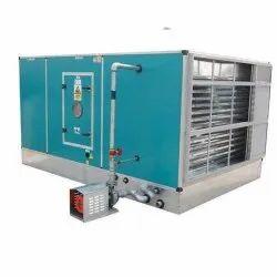 Air Scrubber Unit For Kitchen Exhaust Air
