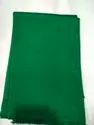 Green Plain Pure Silk Fabric