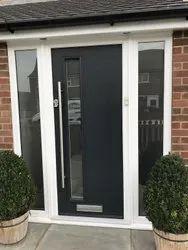 6 Feet UPVC Composite Door, For Home