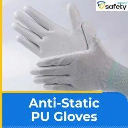 Anti Static PU Gloves
