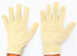 50 Gram Cotton Knitted Safety Hand Glove