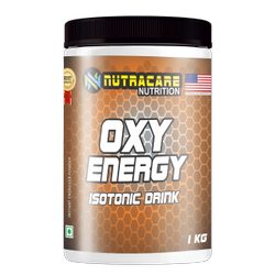 Orange Oxy Energy Isotonic Drink, Packaging Size: 1 Kg