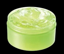 Lemon And Aloe Vera Gel