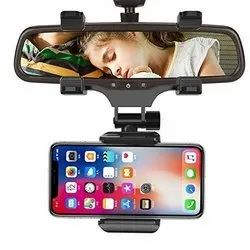 Car Rear View Mirror Mobile Holder