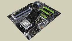 Nvidia 780 Gaming Motherboard