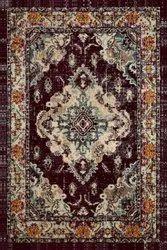 For Home,Office Multicolor Center Piece Carpet