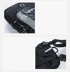 Cotton Android Universal Sport Cell Phone Arm Bag Wallet Card Arm Pouch