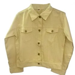 VANI Women Cotton Twill Jackets