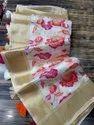 Pure Multi Colour Woven Banarasi Brocade Saree