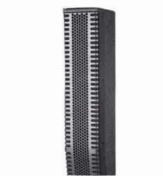 2.0 Black Benson Acoustics Column Speaker, 1200 Watt