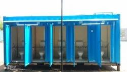 Bunk House Portable Toilets