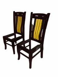Wooden Hotel High Back Dining Chair