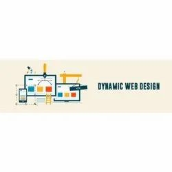 PHP/JavaScript Dynamic Website Designing Service, With 24*7 Support