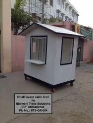 FRP Security Guard Hut Cabin