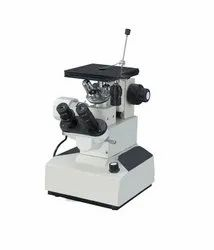 400X Inverted Metallurgical Microscope, Halogen, Model Name/Number: Asi-ind