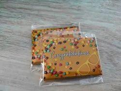 Congratulations Customized Chocolate Bar