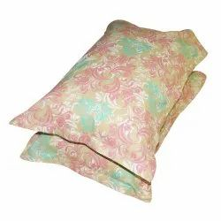 Oscar Various Printed Pillow Cover Made In 100% Cotton Fabric, For Home, Size: 27 X 18 Inches