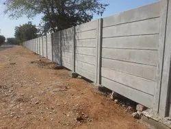 Rcc Prefabricated Compound Wall