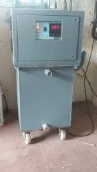 25KVA Single Phase Servo Voltage Stabilizer Oil Cooled