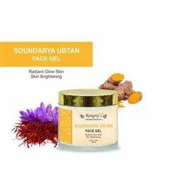 Saffron Gel