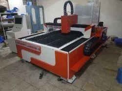 CNC Fiber Laser Metal Cutting Machine