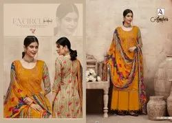Indian Ethnic Unstitched Alok Suits