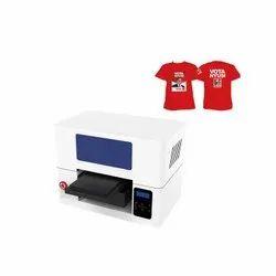 Digital A3 Flatbed DTG T Shirt Printer