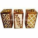 Incense Oud Burner Wooden