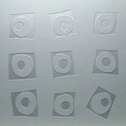 Natural Specified Designed Etched Glass, Thickness: 10mm
