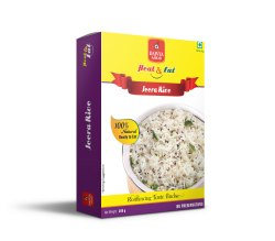 Heat And Eat Jeera Rice