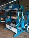 OMKAR Make Hand Operated Hydraulic Press Machine - 40 Ton