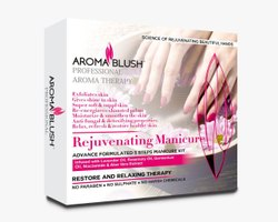 Women Round Rejuvenating Manicure Kit, Type Of Packaging: Box